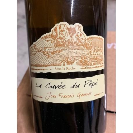 Domaine Ganevat Côtes du Jura Savagnin La Cuvée du pépé 2005