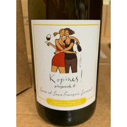 Anne & Jean-François Ganevat Vin de Table blanc Kopine