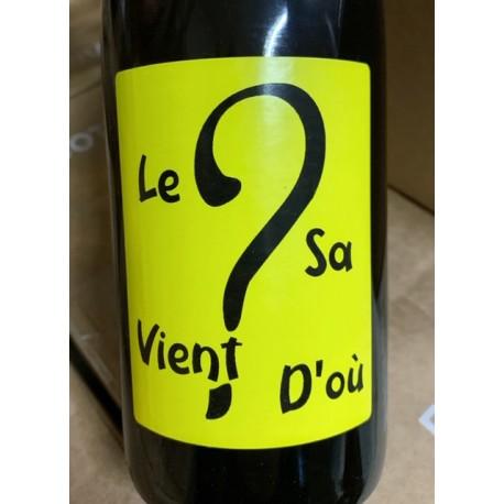 Anne & Jean-François Ganevat Vin de Table blanc Le Sa Vient d'Où