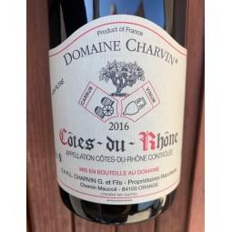 Domaine Charvin Côtes du Rhône 2016