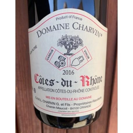Domaine Charvin Côtes du Rhône 2014