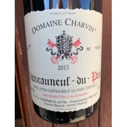 Domaine Charvin Chateauneuf du Pape 2015