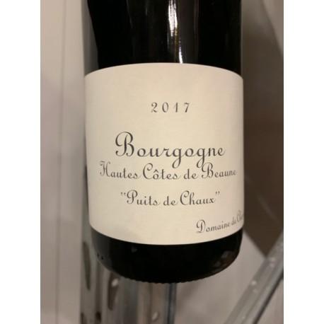 Domaine de Chassorney Hautes Côtes de Beaune Puits de Chaux 2014