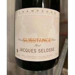 Selosse Champagne Brut Substance (dégorgement 2016)