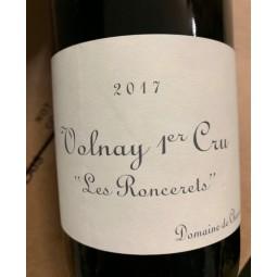 Domaine de Chassorney Volnay 1er Cru Roncerets 2017