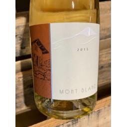 Domaine Belluard Vin de Savoie mousseux Méthode Traditionnelle Ayse Mont Blanc 2015 Brut Zéro