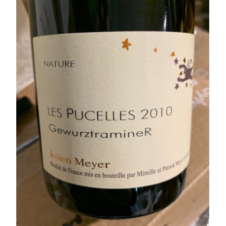 Domaine Julien Meyer Alsace Gewurtztraminer Les Pucelles 2010