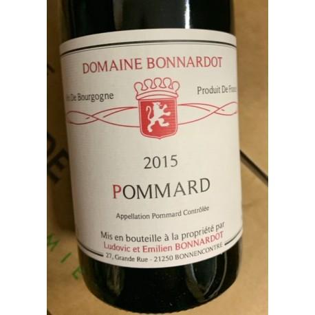 Domaine Bonnardot Pommard 2015