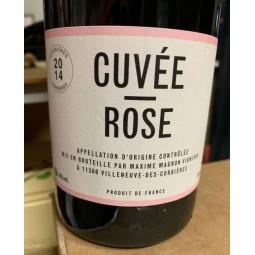 """Maxime Magnon Corbières Cuvée """"Rose"""" 2012"""