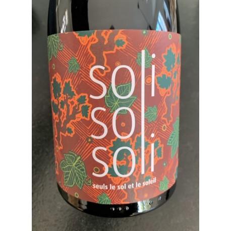 Marie & Guillaume Loison Chabrol Vin de Table Français Soli Sol Soli 2014