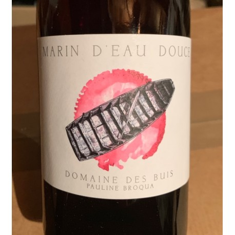 Pauline Broqua Vin de France Marin d'Eau Douce 2017