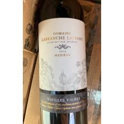 Domaine Labranche-Laffont Madiran Vieilles Vignes 2015