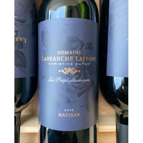 Domaine Labranche-Laffont Madiran Vignes Préphylloxériques 2010