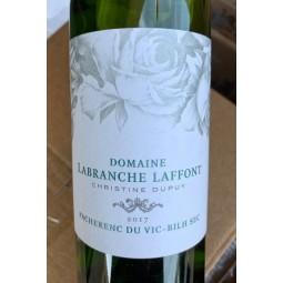 Domaine Labranche-Laffont Pacherenc du Vic-Bilh sec 2016