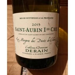 Domaine Derain (négoce) Saint Aubin 1er Cru blanc Murgers Dents de Chien 2014