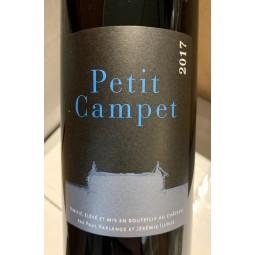 Parlange & Illouz Côtes de Bordeaux Petit Campet 2017