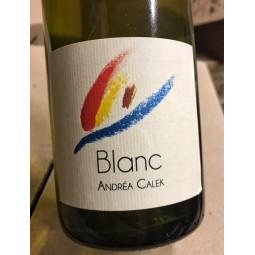 Andrea Calek Vin de France Blanc 2016