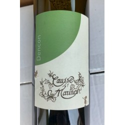 Domaine de Causse Marines Vin de France blanc Dencon 2015