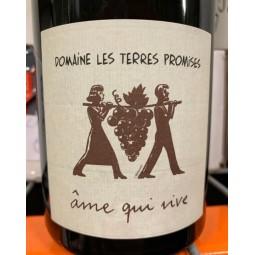 Domaine Les Terres Promises Coteaux Varois en Provence Ame qui Vive 2017
