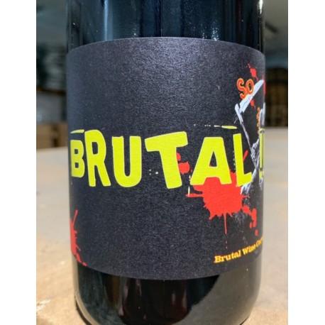 Rémi Poujol Vin de France Brutal! 2014