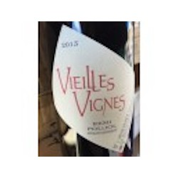 Rémi Poujol Coteaux du Languedoc Le Temps Fait Tout Vieilles Vignes 2012