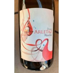 Benoit Arletaz Vin de France blanc Mascha 2017