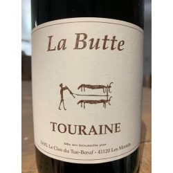 Clos du Tue Boeuf Touraine La Butte 2015