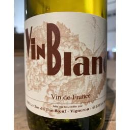 Clos du Tue Boeuf Vin de France blanc Le Vin Blanc 2018 Magnum
