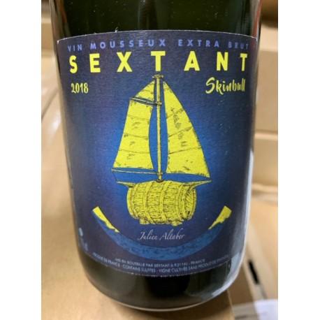 Sextant Vin de France pet'nat' Skin Bulles 2018