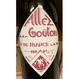 Domaine Derain Vin de France rouge Allez Goutons 2018