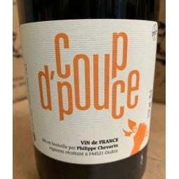 Philippe Chevarin Vin de France Cou d'Pouce 2018
