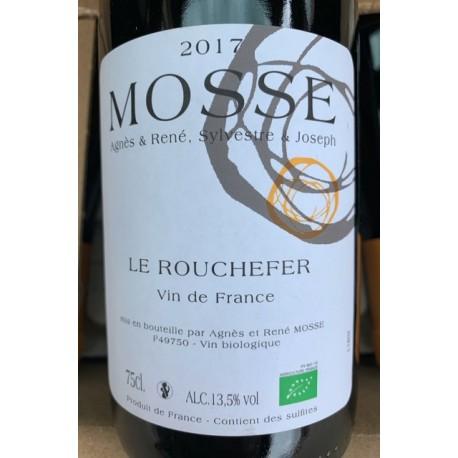 Domaine Mosse Vin de France blanc Le Rouchefer 2017