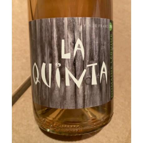 Domaine Léonine Vin de France blanc La Quinta 2018