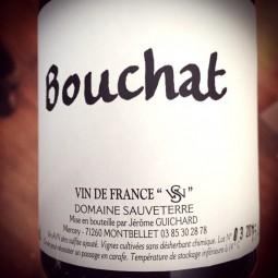 Domaine Sauveterre Vin de France blanc Bouchat 2017