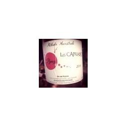 Les Capriades Vin de France Pet' Nat rosé Pinoz 2018