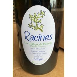 Les Cailloux du Paradis Vin de France blanc Racines 2016