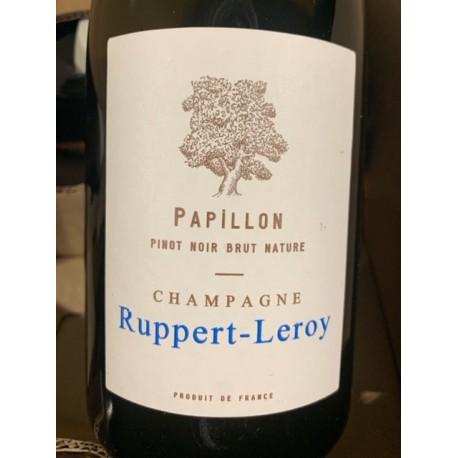 Ruppert-Leroy Champagne Blanc de Blancs Brut Nature Papillon 2015