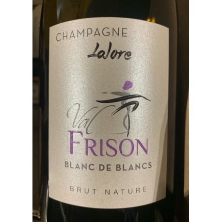 Val Frison Champagne Blanc de Blancs Lalore (2015)