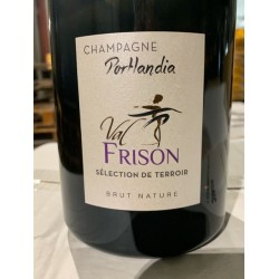 Val Frison Champagne Brut Nature Portlandia (2012) Magnum