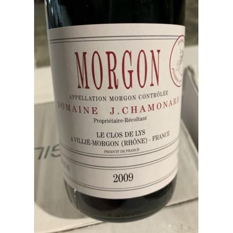 Domaine Chamonard Morgon 2009 Magnum