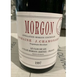 Domaine Chamonard Morgon 1997