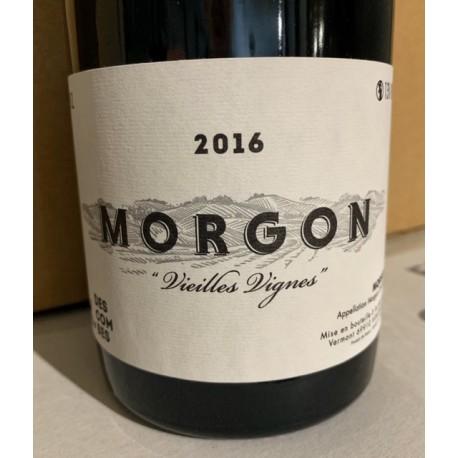 Kewin Descombes Morgon Vieilles Vignes 2016