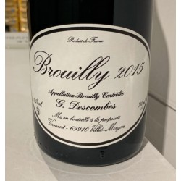 Domaine Descombes Brouilly Vieilles Vignes 2016