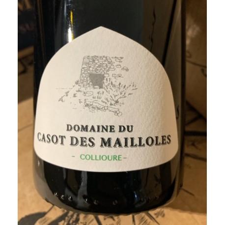 Casot des Mailloles Vin de France El Niño 2018