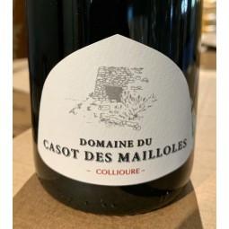 Casot des Mailloles Collioure Le Soula 2018