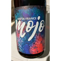 Sons of Wine Vin de Table rouge Mojo 2018
