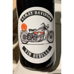 Sons of Wine Vin de Table rouge Gamay Davidson 2018