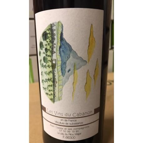 Les Vins du Cabanon Vin de France Poudre d'Escampette 2018 Magnum