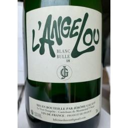 Jérôme Galaup Vin de France blanc pet nat L'Angelou 2018