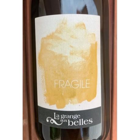 Domaine de la Grange aux Belles Vin de France blanc Fragile 2017